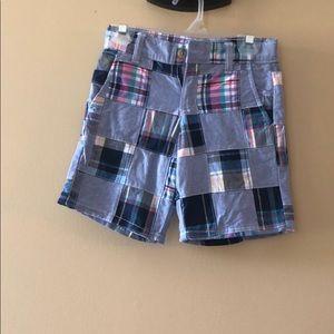 Boys Janie and Jack size 6 shorts. QTY: 2